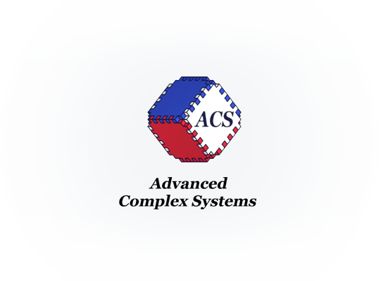 Логотип Advanced Complex Systems